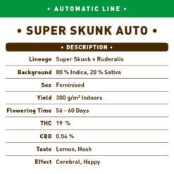 Super Skunk Auto